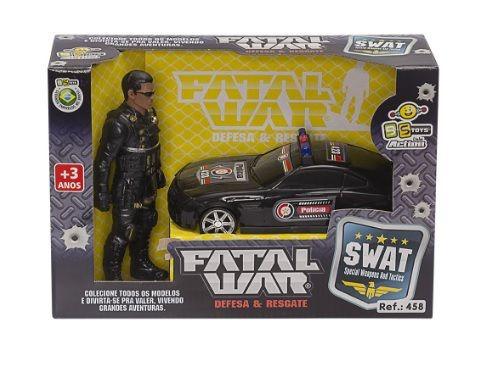 Fatal War Swat - Bs Toys