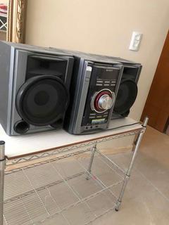 Equipo De Música Sony Usado
