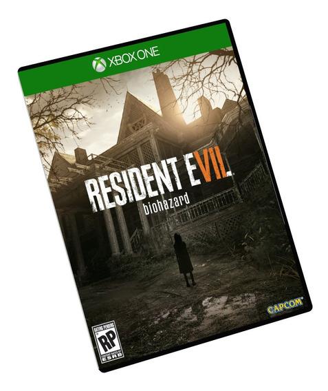 Resident Evil 7 Biohazard Gold Edition Xbox One Digital + Brinde