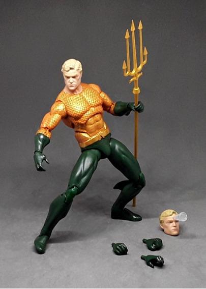 DC iconos Atomica Forever Evil Figura De Acción