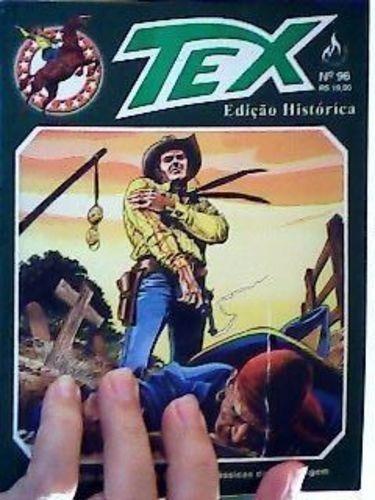 Revista Tex Edição Histórica Nº96 Vários