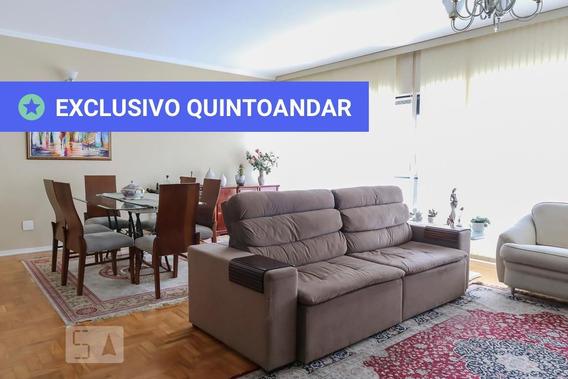 Apartamento No 9º Andar Mobiliado Com 3 Dormitórios E 1 Garagem - Id: 892980877 - 280877