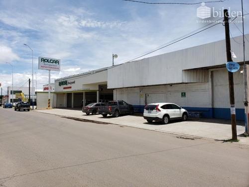 Imagen 1 de 12 de Bodega Comercial En Renta Victoria De Durango Centro