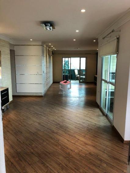 Apartamento - Alto Padrão Com 176 M² Aceita Troca Por Imóvel No Litoral Ou Sp! - 75835