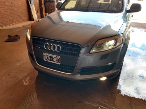 Vendo/permuto Audi Q7