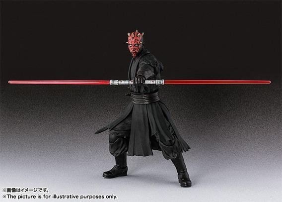 Star Wars Darth Maul S.h. Figuarts - Original