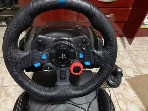 Kit Volante Logitech G29 Câmbio Logitech Driving Force