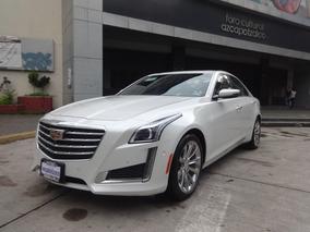 Cadillac Cts 4p Premium,v6,3.6 Biturbo,ta,gps,qc,xenón,ra18