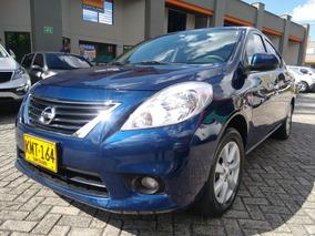 Unico Dueño Original Nissan Versa Advance 2012 34800kms Full