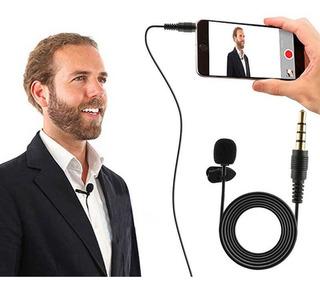 Micrófono De Solapa