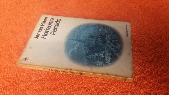 Livro Horizonte Perdido James Hilton Grandes Sucessos 1980