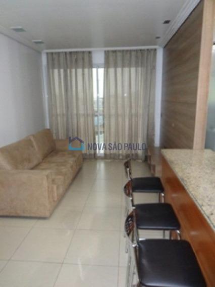 Apartamento Ipiranga, Próximo Sesc, Ótimo Local Para Caminhadas. Mercados, Farmácias, Comércio. - Bi16820