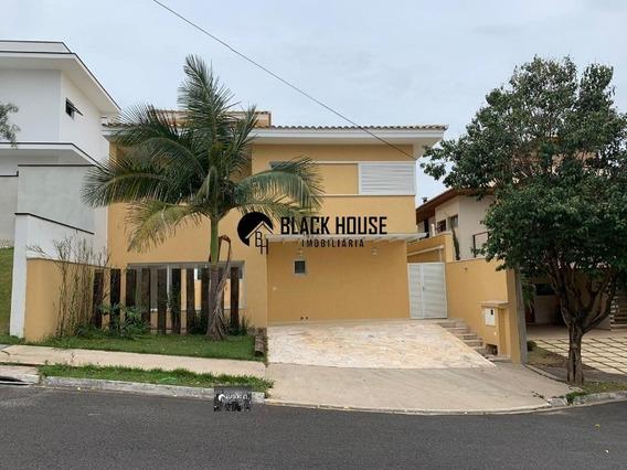 Casa Para Locação No Condomínio Vila Azul Em Sorocaba - Ca01588 - 34488622