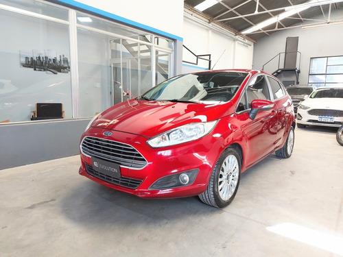 Ford Fiesta Kinetic Design 1.6 Se Plus Powershift 120cv 2016