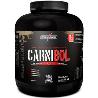 Carnibol Beef Protein Isolate 1,8kg Integralmédica Promoção!