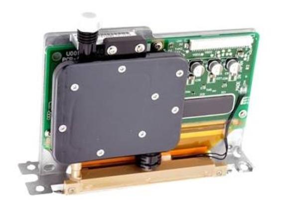 Cabeça De Impressão Seiko 512 35pl 4 Unidades Apenas 3 Meses