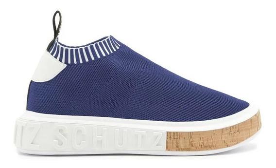 Sneaker It Schutz Bold Knit