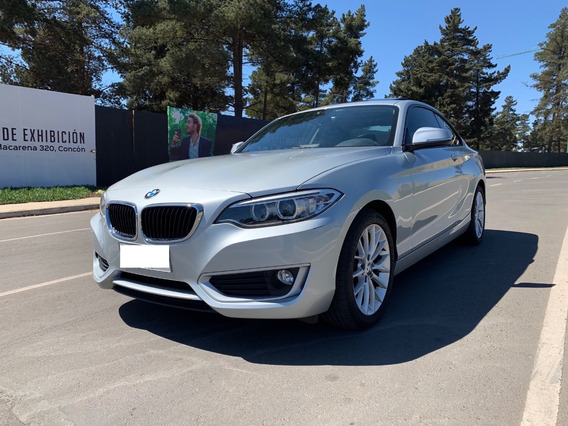 Bmw 220i Coupé 2.0 Twin Turbo 2017 Impecable