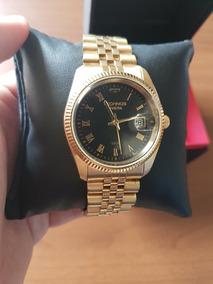 Relógio Technos Riviera Dourado