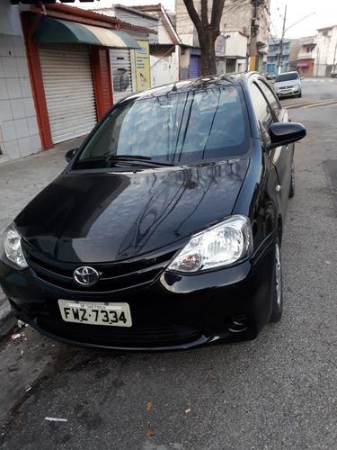 Toyota Etios 2016 1.3 16v X 5p