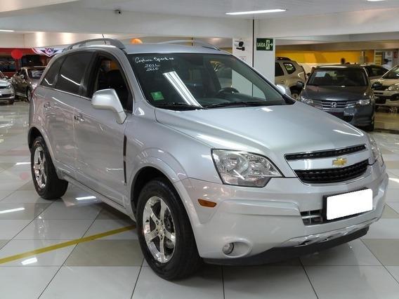 Chevrolet Captiva 3.0 Awd V6 24v Gasolina 4p Aut. 2011 Prata