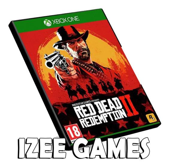 Red Dead Redemption 2 Xbox One Mídia Digital + Brinde