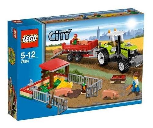 Lego City Set No Pig Farm - Tractor