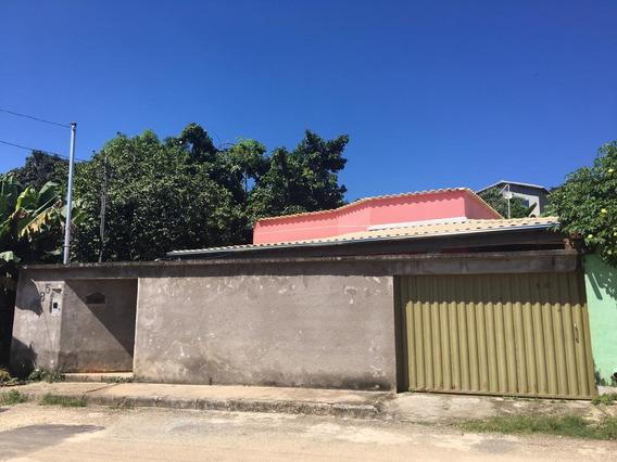 Casa Com 3 Quartos Para Comprar No Cidade Satélite Em Juatuba/mg - 7553