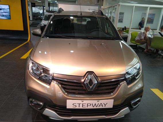 Renault Sandero Stepway Automática