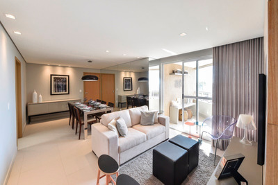 Apartamento De 02 Quartos Com Área De Lazer - 45321