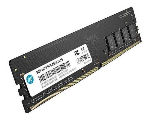 Memoria RAM 8GB 1x8GB HP 7EH55AA V2