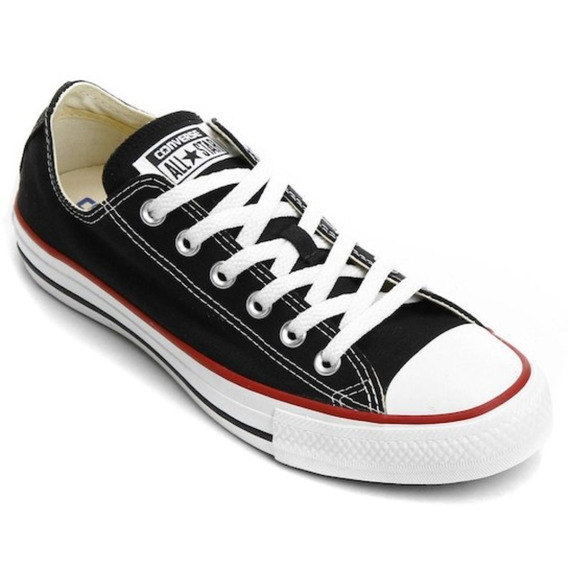 Tênis All Star Ct00010007 Preto - Original