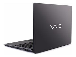Notebook Vaio® Fit15s 15,6 8gb 1tb Core I7 Led Hd - Negra
