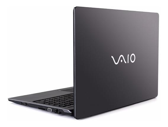 Notebook Vaio® Fit15s 15,6 8gb 1tb Core I5 Led Hd - Negra