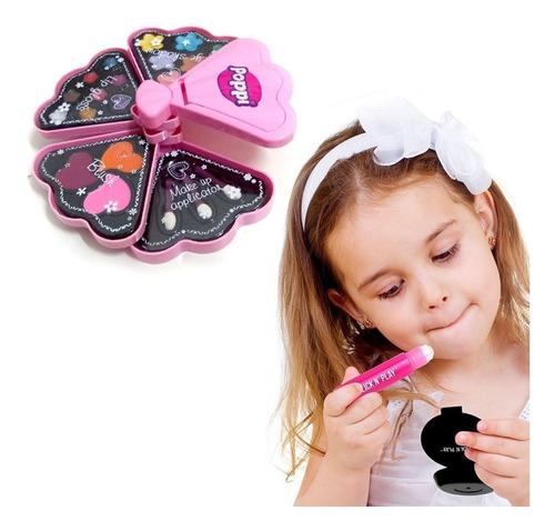 Maquillaje Nenas Set De Belleza Pinturitas +5 Años Cuotas