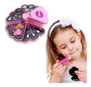 Maquillaje Para Niñas Set Juguete Para Nenas +5 Años Cuotas