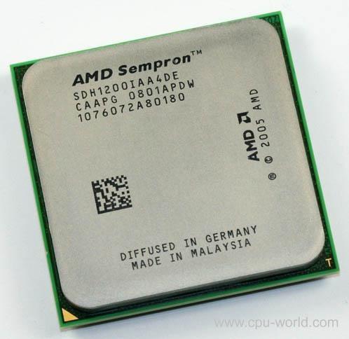 Processador Amd Sempron Le 1200 2.1ghz