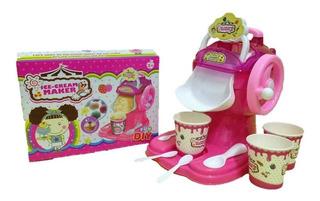 Máquina De Helados Ice-cream Maker Ref:qf0937mh