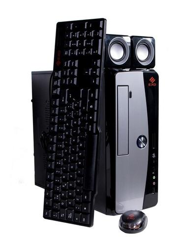 Imagen 1 de 2 de Pc Exo Ready D2-hs54812wp Intel I5-9na 8gb Ssd 256gb W10 Pro