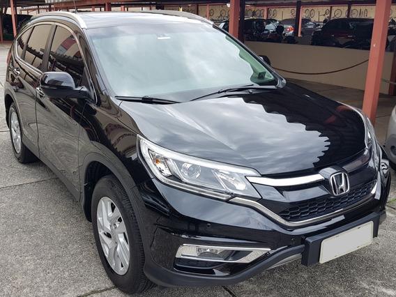 Honda Cr-v 2.0 Exl 2015 Top Único Dono Baixa Quilometragem