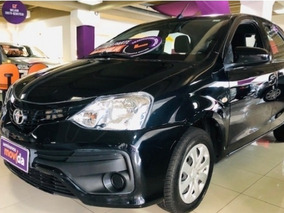 Etios 1.5 Xs 16v Flex 4p Manual 44655km