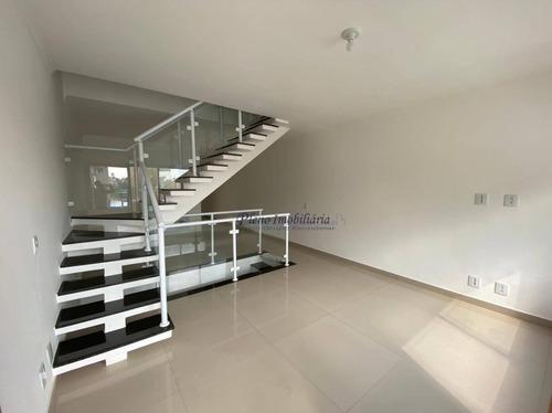 Imagem 1 de 10 de Belíssimo Sobrado Com 3 Dormitórios À Venda, 168 M² Por R$ 848.000 - Vila Irmãos Arnoni - São Paulo/sp - So0451