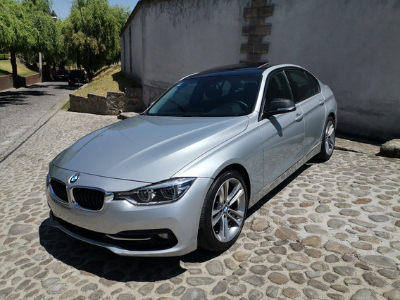 Bmw Serie 3 2.0 320ia Sport Line At 2016
