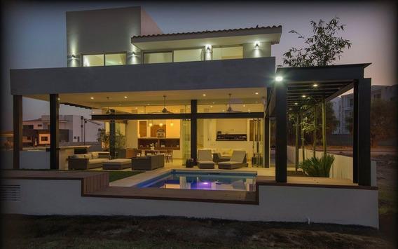 Espectacular Y Moderna Casa En Club De Golf Paraiso