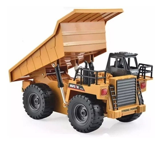 Caminhão Caçamba Basculante 6 Ch 1540 Rec. Controle Remoto