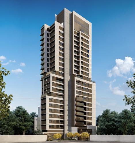 Imagem 1 de 29 de Apartamento Residencial Para Venda, Vila Nova Conceição, São Paulo - Ap7864. - Ap7864-inc