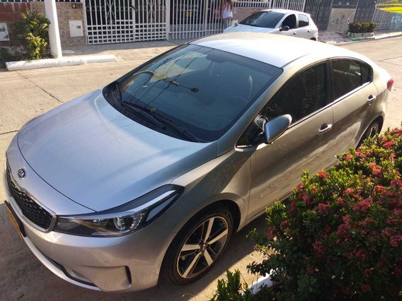 Kia Cerato Pro Second Generation 2018