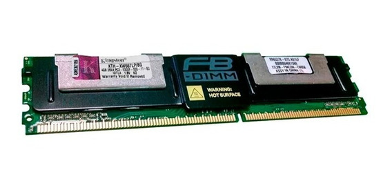 Memória Ram 8gb 5300f Ecc Ddr2 667mhz - Ibm X3400 (7976)