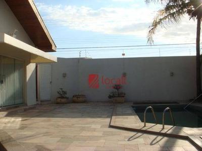 Casa Residencial Para Venda E Locação, Jardim Francisco Fernandes, São José Do Rio Preto. - Ca1296