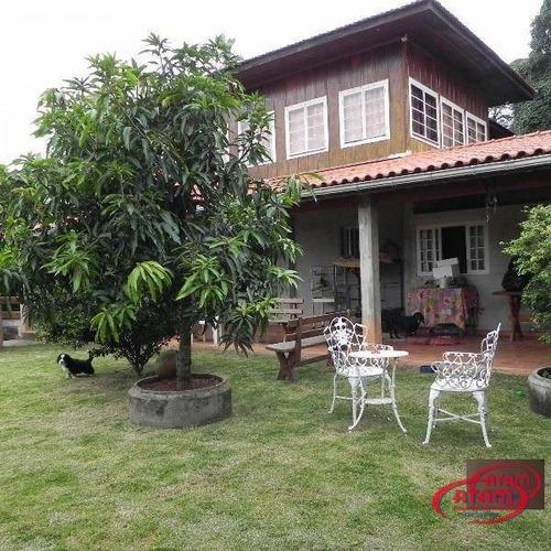 Residência No Horto Com 960 M² De Terreno - So0290